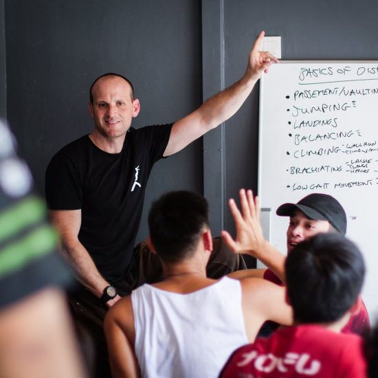 KL course teaching Dan crop